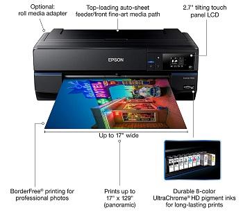 Epson P800 Inkjet Printer