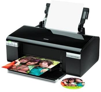 Epson R280 Inkjet Printer Review