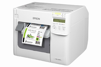 Epson TM C3500 Color Inkjet Label Printer Review