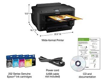 Epson Workforce 7210 Inkjet Printer