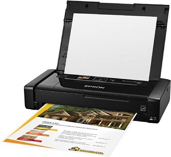 Epson Workforce WF-100 Printer Review