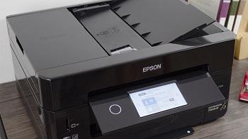 Epson XP 7100 Inkjet CD Printer Review
