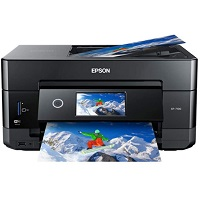 Epson XP 7100 Inkjet CD Printer Summary