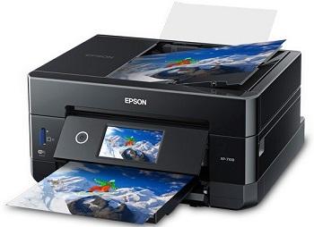 Epson XP 7100 Inkjet CD Printer