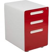 Flash Furniture Ergonomic 3-Drawer picks