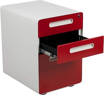 Flash Furniture Ergonomic 3-Drawer review