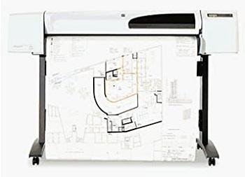 HP CH337A - Designjet 510