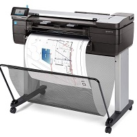 HP DesignJet T830 Ink Printer Summary