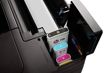 HP DesignJet T830 Ink Printer