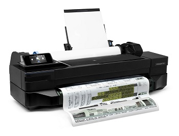 HP Designjet T230 Large-Format Printer Review