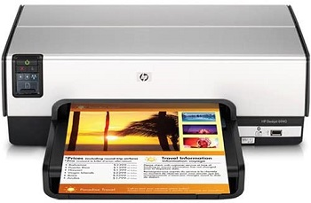 HP Deskjet 6940 Inkjet Printer.