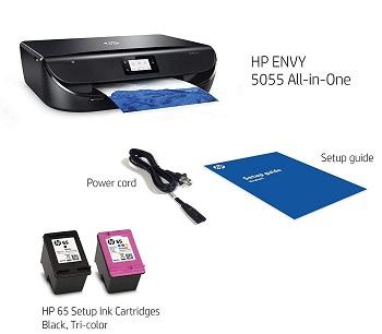 HP Envy 5055 Printer Review