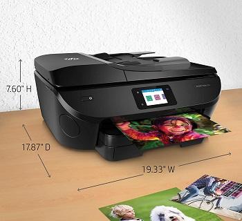 HP Envy 7855 Inkjet Printer Review
