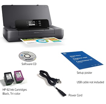 HP Office Jet 200 Review