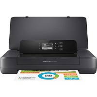 HP OfficeJet 200 Portable Color Inkjet Printer Summary