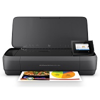 HP OfficeJet 250 Portable Wireless Inkjet Printer Summary