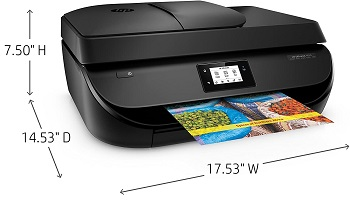 HP OfficeJet 4650 Printer With Scanner
