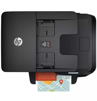 HP OfficeJet 8715 Thermal Inkjet Printer Review