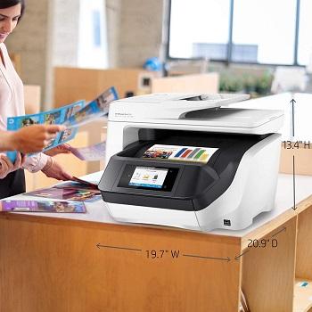 HP Officejet 8720 Inkjet Printer Review