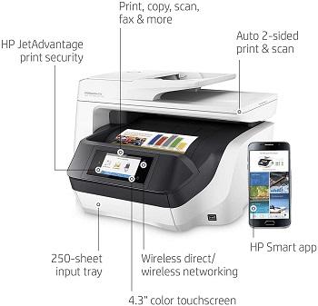 HP Officejet 8720 Inkjet Printer