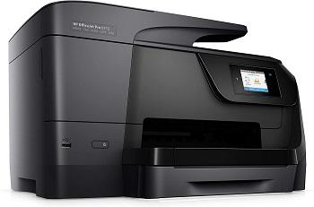 HP Officejet Pro 8715 Inkjet Printer Review