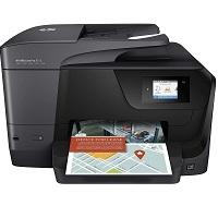 HP Officejet Pro 8715 Inkjet Printer Summary