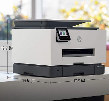HP Officejet Pro 9025 Inkjet Printer Review