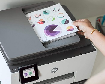 HP Officejet Pro 9025 Inkjet Printer