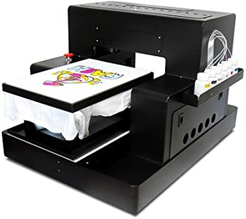 HRM A3 DTG Inkjet Printer Review