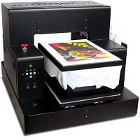 HRM A3 DTG Inkjet Printer Summary