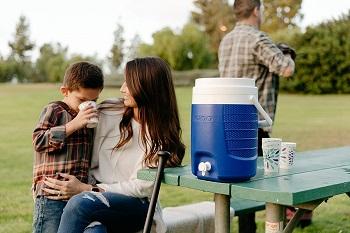 Igloo Sport Beverage Cooler Review