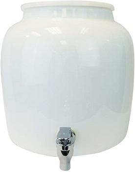 J & J Ceramic Water Dispenser