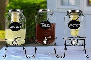 J&A Homes Glass Beverage Dispenser Review