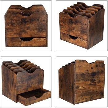 PAG Wood Desktop File Holder review