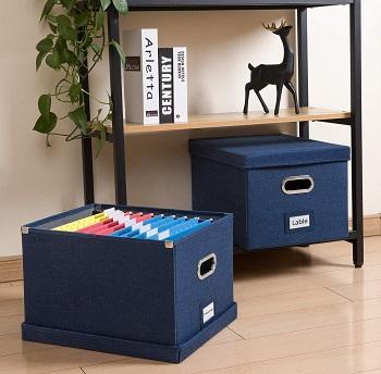 Prandom File Organizer Box -c