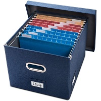 Prandom File Organizer Box - picks