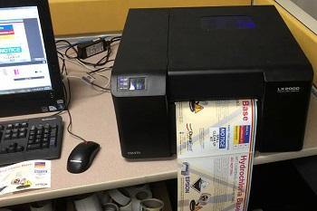 Primera LX2000 Printer