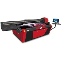 Refretonic MT-TS2513E Flatbed Inkjet Printer Summary