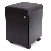 Stand Steady Vert Rolling File Cabinet picks
