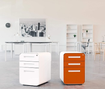 Stockpile 3-Drawer Mobile File Cabinet, Commercial review