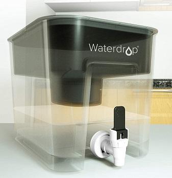 Waterdrop Water Filter Dispenser Review