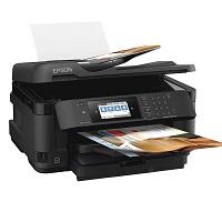 WorkForce WF7710 Inkjet Printer Summary