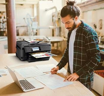 WorkForce WF7710 Inkjet Printer