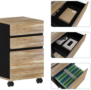 YITAHOME 3 Drawer Mobile review