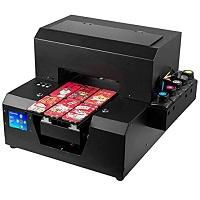 Yan's YDS-A4BK UV Inkjet Label Printer Summary