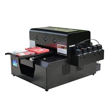 Yan's YDS-A4BK UV Inkjet Label Printer