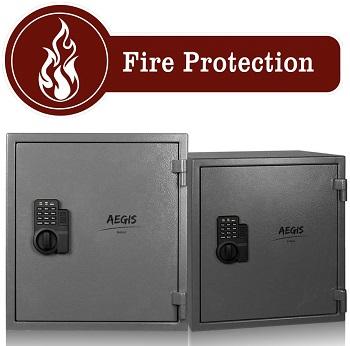 1.74 CF Fireproof Electronic