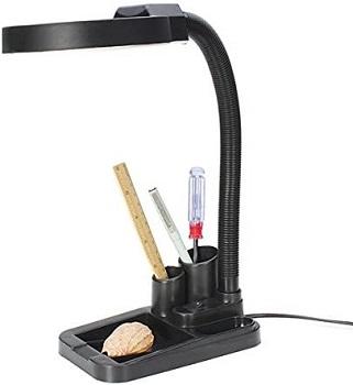 40 LED Magnifying Desk Lamp