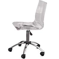 Aerial Acrylic Desk Chair Summary