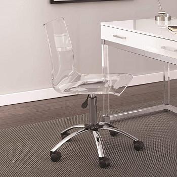 Aerial Acrylic Desk Chair